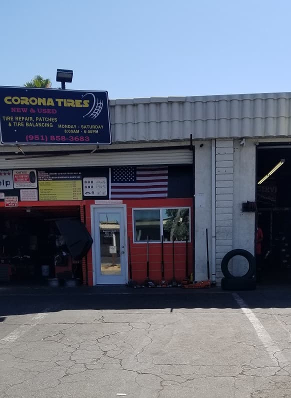 Places to Get Tires   New and Used Tires in Corona   Call ...